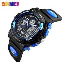 Детские наручные часы SKMEI 1163 Original blue