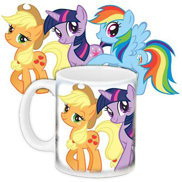 Кружка для девочки - My little Pony