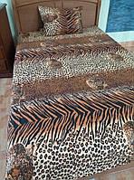 Двуспальный комплект постельного белья Лео