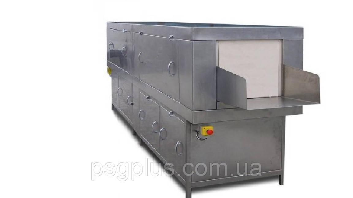 Оборудование для мойки ящиков