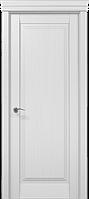 """Двери межкомнатные Папа Карло """"Milenium ML-08"""" ясень белый"""