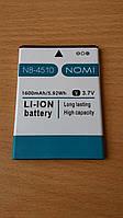 Батарея NB-4510 Nomi i4510 BEAT M 1600mA оригинал