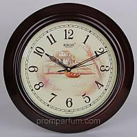 Часы настенные (∅ 33 см) кварцевые RIKON 8251 XKC /05