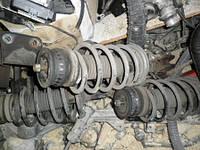 Стойки передние вито 638 кузов 2.2CDI, фото 1