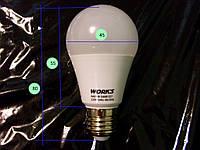 ЛАМПА LED - LB0540-E27-G45 (WORK'S)