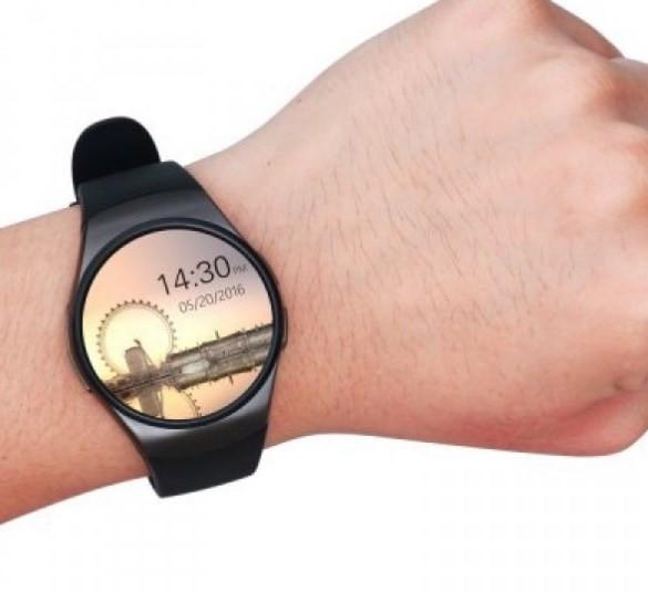 Смарт часы Smart Watch KW18 + пульсометр