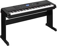 Цифровое пианино YAMAHA DGX-660 B (+блок питания)