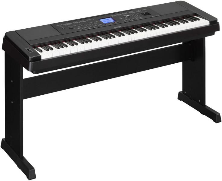 """Цифровое пианино YAMAHA DGX-660 B (+блок питания) - Магазин музыкальных инструментов """"Mayak-music"""" в Белой Церкви"""