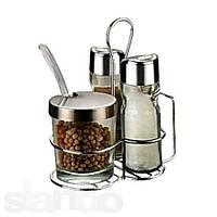 Набор для специй + емкость для соуса + емкость для салфеток BH 7804