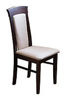 Деревянный стул из массива хвойных пород деревьев. Модель ЖУР-4