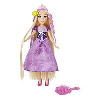 Hasbro Disney  Принцесса  Рапунцель с длинными волосами и аксессуарами (В5292/В5294)