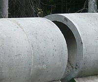 Звенья для круглых железобетонных труб