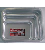 Набор противней, аллюминий (3 шт) А+ 1151