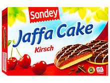 SONDEY Jaffa Cake Kirsch Сондей Джафа Кейк Печиво з вишневим желе у шоколаді 300 р.