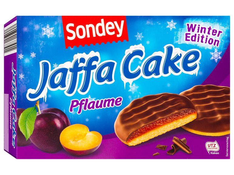 SONDEY Jaffa Cake Kirsch Сондей Джафа Кейк Печенье с начинкой из чернослива в шоколаде 300 г.