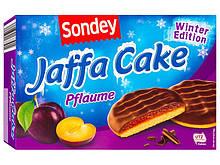 SONDEY Jaffa Cake Kirsch Сондей Джафа Кейк Печиво з начинкою з чорносливу в шоколаді 300 р.