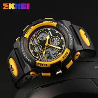 Детские наручные часы SKMEI 1163 Original yellow, фото 1