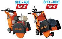 Швонарезчик бензиновый SHD-400 раздельщик швов
