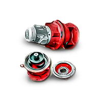 Мотор-редукторы планетарные серий  МПО2, МПО2М