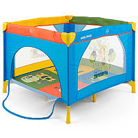 Детский манеж Milly Mally Crib Fun  Multicolor Crib_004