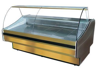 купить холодильные, морозильные витрины