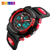 Детские наручные часы SKMEI 1163 red
