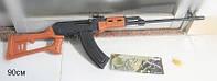 Автомат детский с пульками AK2203E