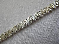 Серебряная цепочка ЕВРО (34-63 грамма)