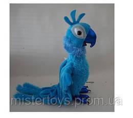 """Мягкая игрушка """" Попугайчик- Рио"""""""