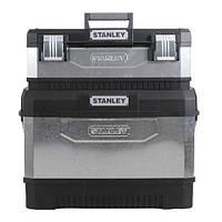 Двухсекционный ящик на колесах STANLEY (1-95-832)