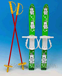 Лыжи детские Мармат 6081