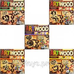 "Комплект креативного творчества ""ARTWOOD"" подставки под чашки 5930"