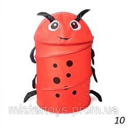 Корзина для детских игрушек 0282