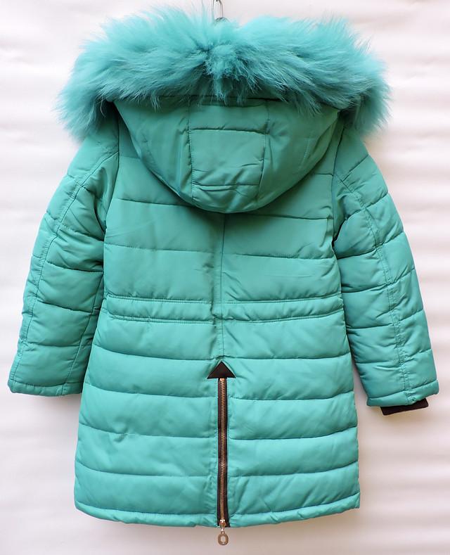 Стильна зимова куртка для дівчинки 8-12 років із знімним капюшоном і ... f199615533962