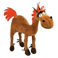 Мягкая игрушка музыкальная конь Юлий 30 см