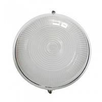 Светильник MAGNUM MIF 010 60W, настенный, E27, круглый, белый/черный, накладной, 11х18.2х18.2 см