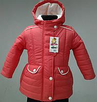 Курточка на девочку деми 92.98.104,110р..