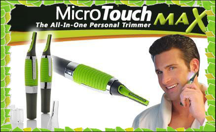 Триммер Micro-Touch Max