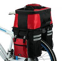 Велосумки на багажник