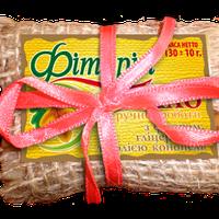 Мыло с фитором глицерином и маслом конопли 130 г