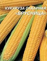 Семена Кукуруза сахарная Брусниця  20г (пакет-гигант),  ТМ Урожай