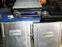 Блок управления двигателем вито 638