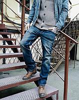 ДЖИНСЫ LONG LI 1140 ГРЯЗНАЯ ВАРКА стильная мужская одежда, джинсы, брюки, шорты