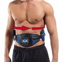 Миостимулятор для тела ABS A Round, пояс для электростимуляции мышц тела АБС Э Раунд