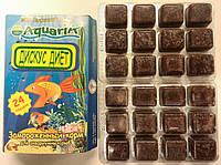 Замороженный корм для аквариумных рыб Дискус диет
