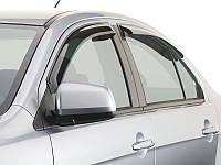 EGR ветровики Mazda 3 hatch с 2003- / комплект 4шт