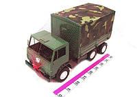Игрушка машина камаз военный