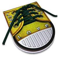 Блокнот-кеды ShoesNotes, 50 листов, 105*145 мм «Love»