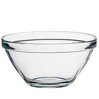 Миска для салата 26 см стекло Bormioli Pompei 193020M01321990