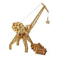 Механическая модель Кран